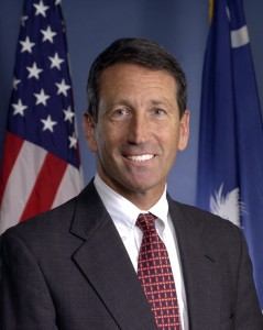 Governor Mark Sanford, Courtesy of South Carolina Governor's Office