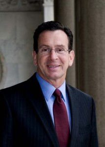 CT Governor Daniel Malloy