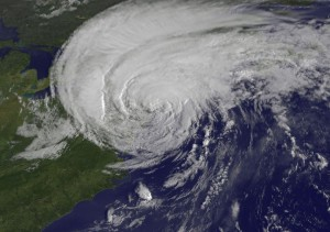 Hurricane Irene, Courtesy of NASA/NOAA GOES Project
